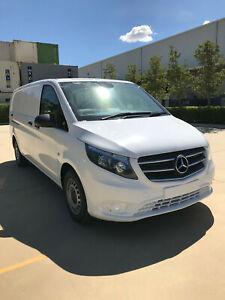 Mercedes Benz Vito 114 BlueTEC Van LWB 5dr 7G-TRONIC Van
