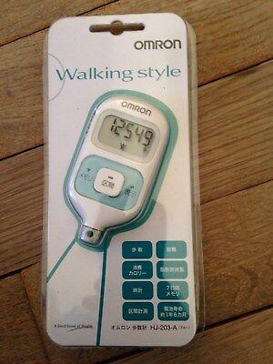 Omron pocket pedometer walking style (Walking Style Pedometer)