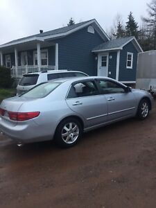 2005 Honda Accord EXL