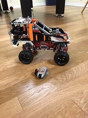 Remote Control LEGO Technic 9398 4 x 4 Crawler (Discontinued)- Pre-owned