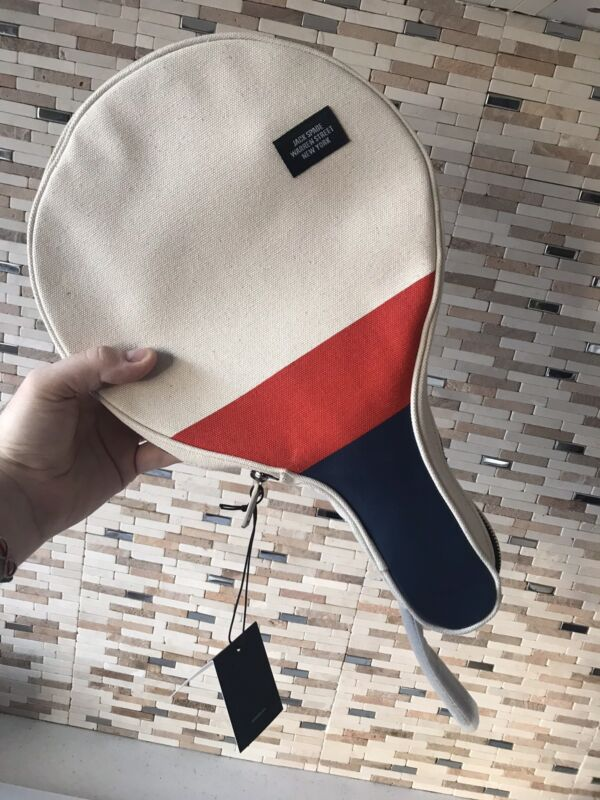 Jack Spade Ping Pong Paddle Set Brand New