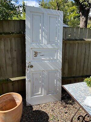 Edwardian Internal Wooden Door