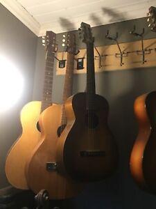 Guitars for parts repair or art