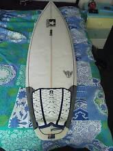 "6'1"" x 19 1/8 x 2 1/2 Stuart hpx2 surfboard Southport Gold Coast City Preview"
