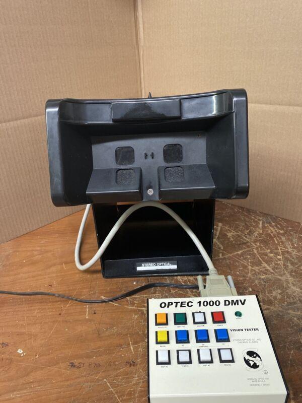 Stereo Optical Optec 1000 DMV