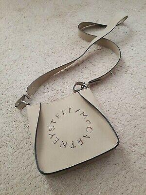 Stella Mccartney Crossbody Bag Leather..Authentic.