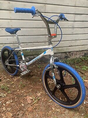 "Haro Master sport fst old bmx Chrome Unidirectional Sprocket 20/"" Freestyle Bike"