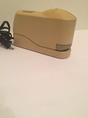 Stanley Bostitch Electric Stapler Automatic Desktop Model 02210 - Pre Owned