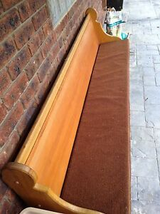 Church Pew Acton Park Clarence Area Preview