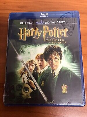 Harry Potter and the Chamber of Secrets (Blu-ray Disc, 2011)