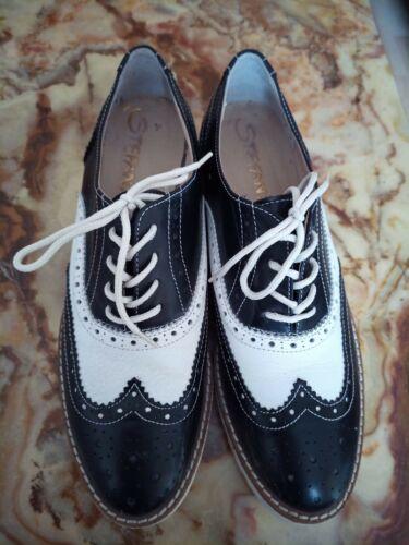 Damenschuhe #Budapester#Dandy Schuhe#Oxford Schnürer