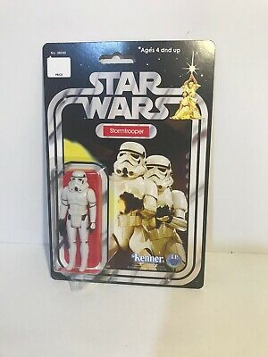 Vintage Star Wars Stormtrooper Kenner Action Figure / Carded Repro Copy?