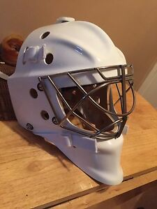 Goalie mask fusion