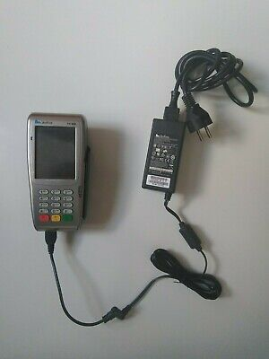 Verifone Vx680 Gprs Pos Terminal System Credit Card Reader Machine Color Display
