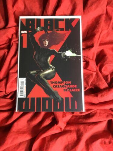 BLACK WIDOW #1~1st PRINT ADAM HUGHES COVER ART~MARVEL COMICS BOOK~MOVIE~C