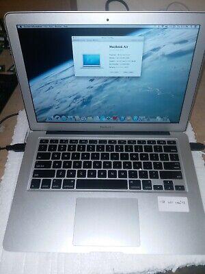 apple macbook air 13 mid 2011 core i7