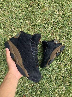 Nike Air Jordan 13 Retro Olive Size 8.5