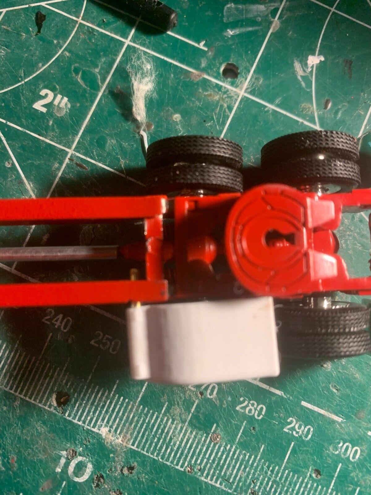 Dcp 1/64 Custom 3D Printed Half Fenders 4 Piece Set 7