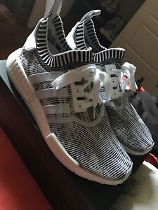 "DEADSTOCK NMD R1 PK ""Oreo"" Size 9"