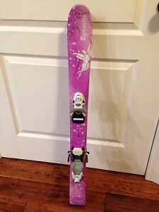 Girls Dynastar 90 cm downhill skis