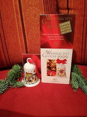 Hutschenreuter Weihnachtsglocke 1999 - Motiv