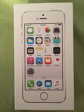 IPHONE 5s 16GB SILVER Werribee Wyndham Area Preview
