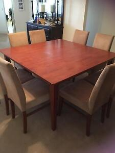Dining suite 8 seater Iluka Joondalup Area Preview