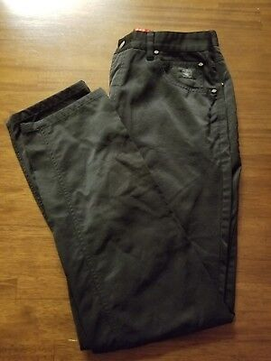 Harley Davidson Women's Pants Black Size 10