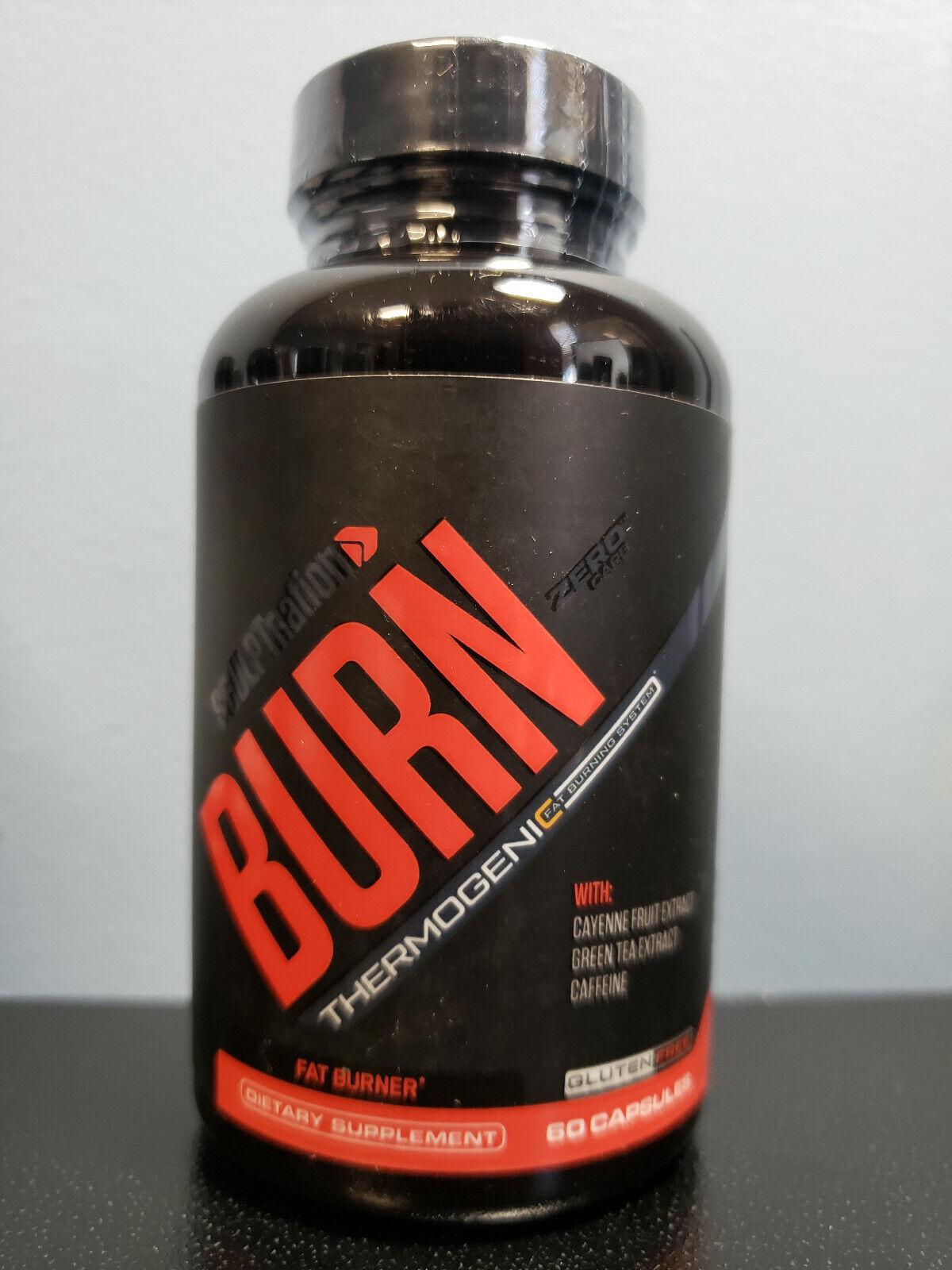 SCULPTnation Burn Thermogenic Fat Burner 60 Capsules - New / Sealed! Exp 9/2021