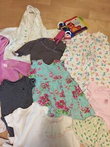 Lot of Baby girl clothes mostly GAP 3-6 months