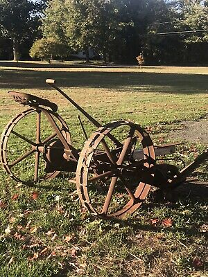 Mccormick Deering Sickle Bar Mower No.7