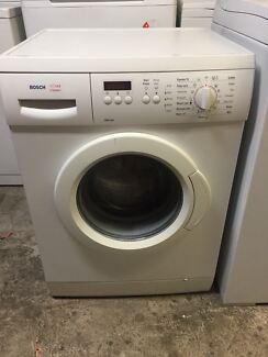 Bosch 6.5kg Washing Machine + WARRANTY