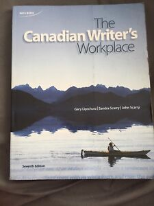 The Canadian writer's workplace