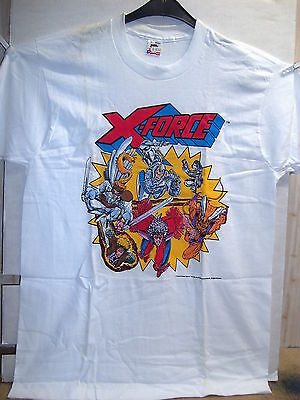 Vintage T-Shirt: X-Force (Rob Liefeld) (L) (USA, 1991)