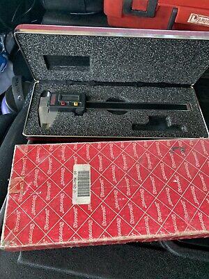 Starrett No. 722 Electronic Digital Caliper 6 150mm