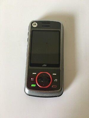Motorola I856 Boost Mobile Cell Phone Slider Push to Talk IDEN  for sale  West Covina
