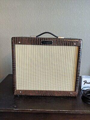 Fender Blues Junior IV Alligator