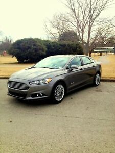 Ford Fusion 2014 AWD