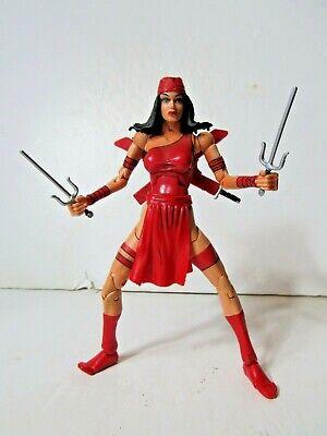 "Marvel Legends series 4 Elektra 6"" inch Action Figure"