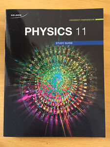 Physics 11 - Study Guide