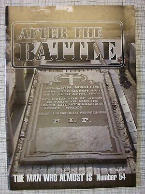 After The Battle #54 (Man Who Never Was, Taroa, Mosquito Raid Gestapo HQ Aarhus)