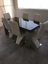 Dining table and chairs Leppington Camden Area Preview