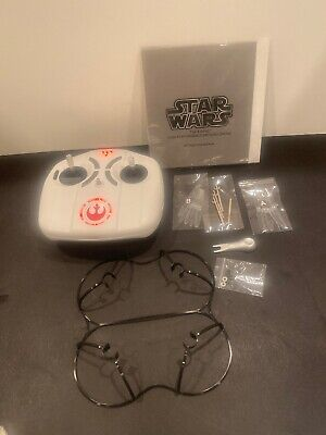 Get moving Star Wars T-65 X-Wing Drone Remote Controller with Accessories