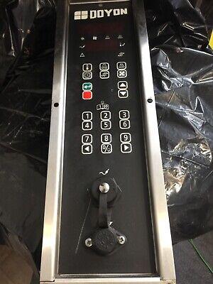 Doyon Rack Oven Controller Ecm-1-v-a1tj-011-022