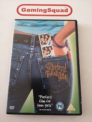 The Sisterhood of the Travelling Pants DVD, Supplied by Gaming Squad
