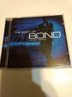 Best of Bond...James Bond: 40th Anniversary Edition CD 007 Like (Best Of Bond James Bond 40th Anniversary Edition)