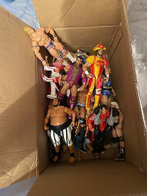 WWE MATTEL ELITE BASIC LEGENDS FLASHBACK FIGURE CHOOSE COMBINED POSTAGE MINT