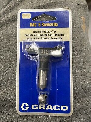 Graco Rac 5 Switch Tip 311 164657 165517