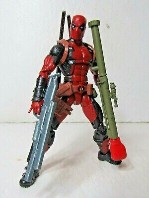 "Marvel Legends BAF Juggernaut series Deadpool 6"" action figure"