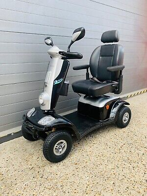 Kymco Maxi XLS ForU Large Size Mobility Scooter Road Legal 8 mph inc Warranty